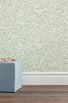 Buy Folkloric Wallpaper online today at Next: Israel
