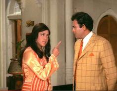 Sanjeev Kumar, Hema Malini, Bollywood Actress, Movie Stars, Actresses, Indian, Movies, Films, Inspiration