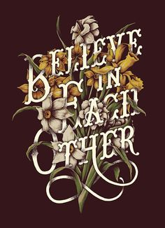 Believe In Each Other by Nathan Yoder & Sean Tulgetske