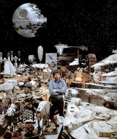 George Lucas | ThisIsNotPorn.net - Rare and beautiful celebrity photos