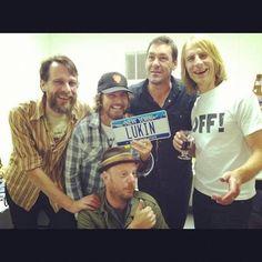 Mudhoney with Eddie Vedder...