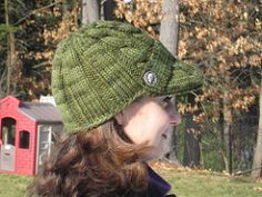 Here's a hat pattern that is easy to memorize and fits from a child to an adult with a big head or lots of hair! Knit this up in a couple of hours for a quick gift.