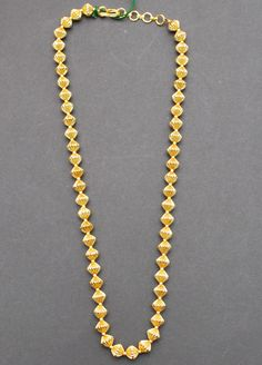 One-Gram-Jewellery | One-Gram-Jewellery | Spring-Ball-Chain | Gold--Spring-Ball-Chain.