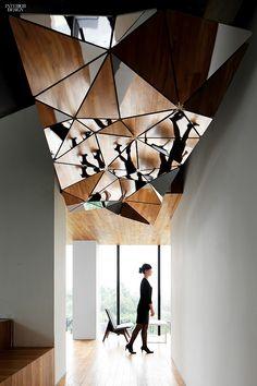 Inspiration plafond - Espace de créativité