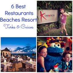 6 Best Restaurant Experiences at Beaches Resorts Turks and Caicos Islands Our personal favorites!