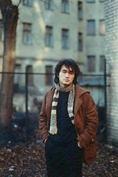 Victor Tsoy / Виктор Цой Mourmansk, 1989