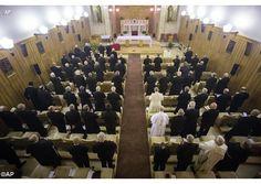 F.G. Saraiva: Exercícios Espirituais em Ariccia têm anfitrião de...