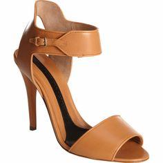 Narciso Rodriguez Ankle Strap Side Buckle Sandal at Barneys.com