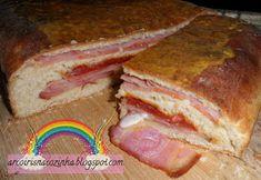 Arco-íris na Cozinha: Bola de Carne Deliciosa Tapas, Mediterranean Recipes, Pie Recipes, Sandwiches, Cooking, Breakfast, Html, Bread, Crochet
