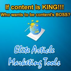 Even after spending all that time...are you really getting the whole potential out of your article marketing?