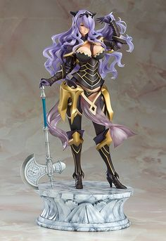 Release Date: November 2017 A figure project co-developed by the developer of the Fire Emblem series, 'INTELLIGENT SYSTEMS' and monolith! From the popular game 'Fire Emblem Fates' comes a 1/7th scale
