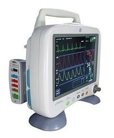 Patient monitor with PDM