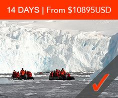 Antarctic Circle Voyage