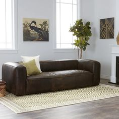 Bohemian and Eclectic Diva Outback Bridle Dark Brown Leather Sofa Soft Brown 1 Piece * Figure out even more regarding the excellent product at the photo web link. (This is an affiliate link). Dark Brown Leather Sofa, Dark Brown Couch, Tan Leather Sofas, Dark Grey Walls, Dark Brown Sofa Living Room, Brown Furniture, Sofa Furniture, Furniture Outlet, Brown Sofa Set