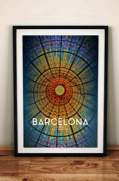 https://flic.kr/p/zrBMP4 | Barcelona. Cataluña. Spain. | thefutourist.com/products/palau-de-la-musica-barcelona-spain