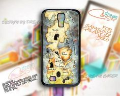 Game Of Thrones Map - Print On Hard Case Samsung Galaxy S4 i9500
