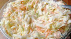 Hrnečkový jablečný koláč se skořicí připravený za pár minut recept - snadnepecivo Blt Pasta Salads, Feta Salad, Pasta Salad Recipes, Healthy Salads, Potato Salad, Cravings, Vegetarian Recipes, Cabbage, Food And Drink