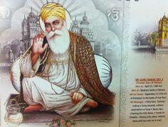 Guru Nanak Dev Ji..