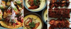 Recipes from Jose Garces