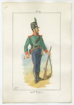 1814. 60th Rifles
