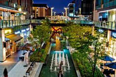 Jay's Fun Incheon Fun Korea / 韓國、仁川(インチョン)の遊ぶ所: Good place for shopping in Songdo, Incheon -'NC CUBE CANAL WALK'