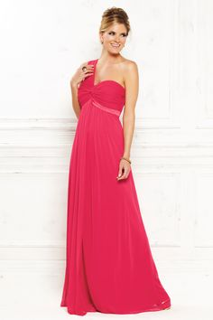 Bridesmaid: Mr K Design. Style number KB 4878 in pink - Stacey this is the dress you tried on I finally found it!