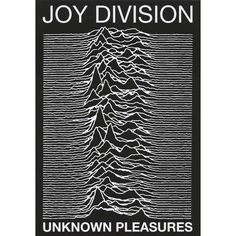 JOY DIVISION POSTER ❤ liked on Polyvore featuring home, home decor, wall art, movie wall art and movie posters