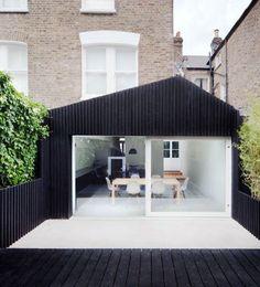 dream house: exteriors.
