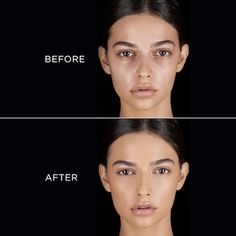 Hourglass Vanish™ Seamless Finish Liquid Foundation in Light Beige Image 3 Make Up Tutorials, Beauty Skin, Beauty Makeup, Hair Makeup, No Makeup, Makeup Lipstick, Hourglass Makeup, Facial Fillers, Lip Fillers