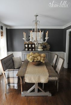 Love This Dining Table And Chair Combo. See More. Happy Sunday And Some  More Painted Fox Treasures By Dear Lillie