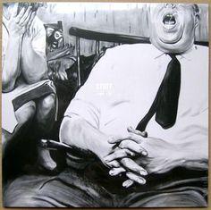 STUFF. - STUFF. (Vinyl, LP, Album, Album)  Artwork – Rinus Van De Velde