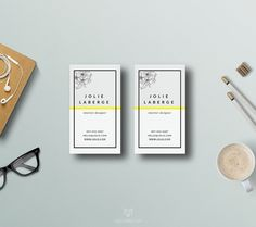 You vogue business card design free business cards pinterest fashion business card template reheart Gallery