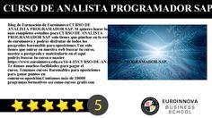 CURSO DE ANALISTA PROGRAMADOR SAP - Blog de Formación de Euroinnova:    CURSO DE ANALISTA PROGRAMADOR SAP. Si quieres hacer los más completos estudios para CURSO DE ANALISTA PROGRAMADOR SAP solo tienes que pinchar en la web de euroinnova y podrás disfrutar de todos los posgrados baremable para oposiciones.    Tan solo tienes que entrar en nuestra web buscar tu curso master o postgrado y matricularte en el aquí podrás buscar tu curso o master…