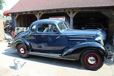 eBay: 1935 CHEVY BUSINESS COUPE FULLY RESTORED APPRECIATING CLASSIC AMERICAN CAR