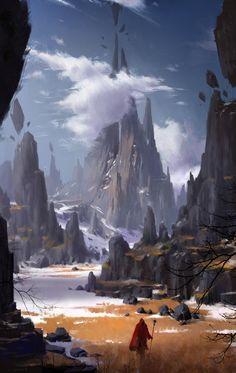 Nosteran Highlands