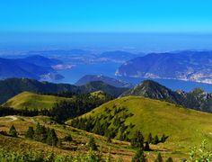 Monte Guglielmo i smukke Val Trompia