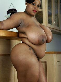 Black Nude Bbw 70