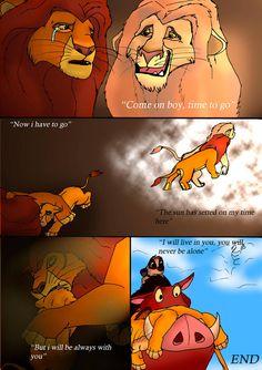 Disney The Lion King 2D Body Pillow