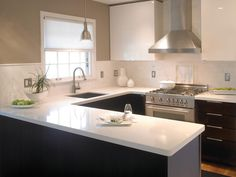Browse our vast design palette to learn how Cambria natural quartz surfaces will add unique beauty and performance to any space. Cambria Countertops, Cambria Quartz, White Countertops, Kitchen Countertops, Granite, Painting Laminate Countertops, How To Install Countertops, Best Paint Colors, Wall Paint Colors