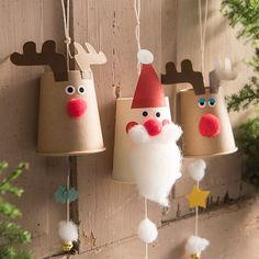 Best Christmas Office Decorations Ideas Inspirations Cubicle Wall Art Design We've compiled the best Christmas office cubicle decorations ideas and inspirations for you! Preschool Christmas Crafts, Santa Crafts, Christmas Crafts For Kids To Make, Christmas Activities, Diy Christmas Gifts, Kids Christmas, Handmade Christmas, Holiday Crafts, Christmas Ornaments
