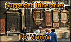 Suggested Itineraries for Vienna Austria n 1 2, 3, 4, 5 days plus 1-2 weeks. What to do and all of the best things to maximize your time in Vienna Austria Wien. Easy to follow sample itinerary.