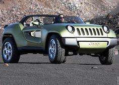 Custom Jeep !