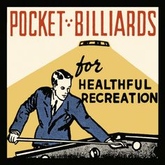 Wow - pool hall instead of a gym?!?  Awesome!