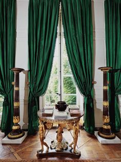 The Homes of Hubert de Givenchy in Paris & the South of France