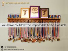 Buy Sports Medals Online | Gold Medal | Bronze and Silver Medals only on http://awardsandtrophies.in/product-cat…/awards-trophy-cups/