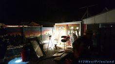 Brand verwoest bijgebouw Wervershoof