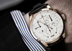 Jaeger-LeCoultre #watches #style