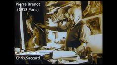 """Artiste Peintre Pierre BRENOT né à Paris en 1913. Le """"père"""" de la Pin-up française. * Music : Chris. Saccard. """" HipHop Hispanic Groove"""""""