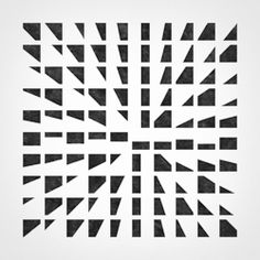 gif Black and White design daily minimalism minimal geometry everyday artists on tumblr motion design processing perfect loop
