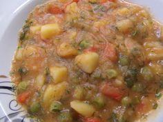 Mancare de cartofi este foarte buna, gustoasa, sanatoasa si se prepara foarte usor. Preparata fara nici un fel de carne ci cu putine legume dulci.